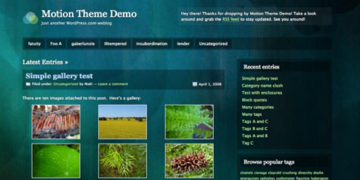 Conoce los 5 mejores temas web de WordPress para diseñadores ...