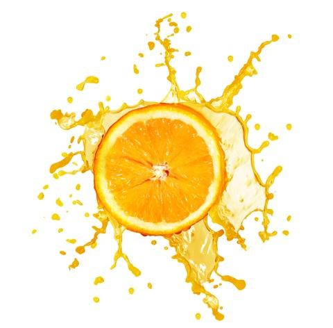 El color naranja como moda en la publicidad - Como se consigue el color naranja ...