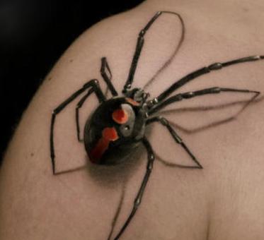 3 D Es La Nueva Tendencia En El Diseño De Tatuajes Paredrocom