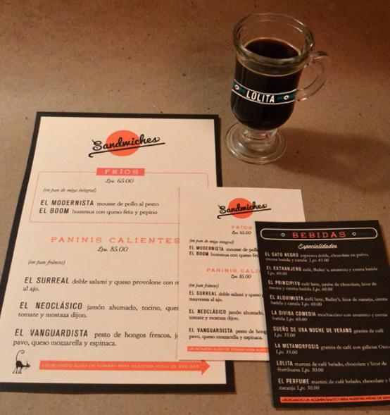 8 estrategias visuales para diseñar un menú de restaurante
