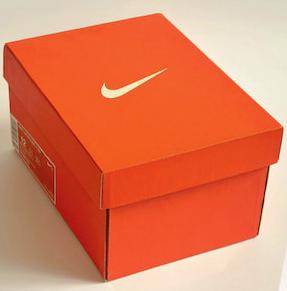 Las cajas de zapatos de nike se encogen para dar paso a la - Cajas transparentes para zapatos ...