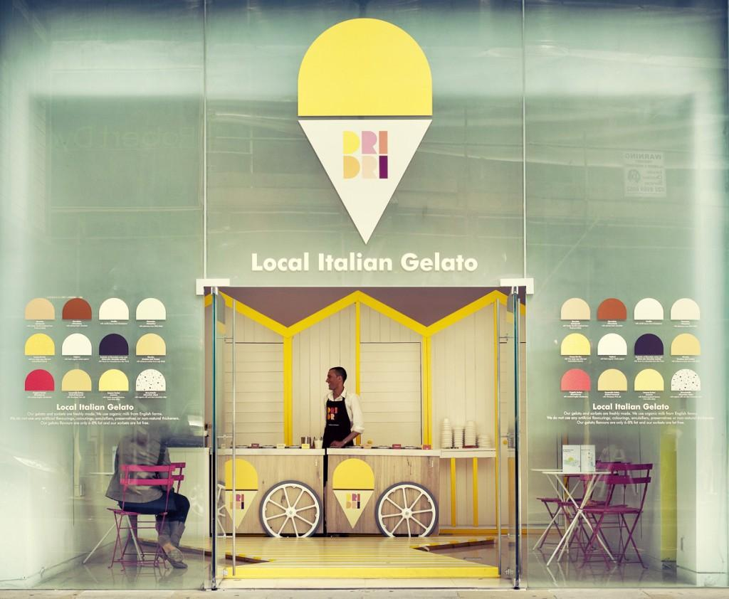 Las 3 helader as con el mejor dise o de helados del mundo for El mundo decoracion