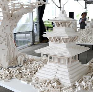 Reconocidos Arquitectos Colaboran En Instalaci N De Olafur