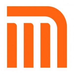 tipograf237a la letra m en los logos del metro en el mundo
