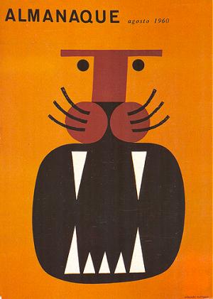 Diseño editorial: 50 bellas portadas vintage de revistas