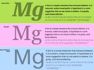 La evolución de la tipografía, cómo es que ha cambiado