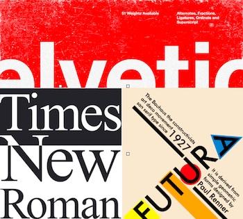 Encuesta: ¿Cuáles son las tipografías que más usas?