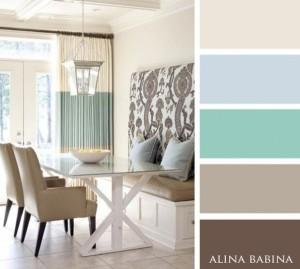 Dise o de interiores 15 paletas de colores que for Diseno de interiores 1960