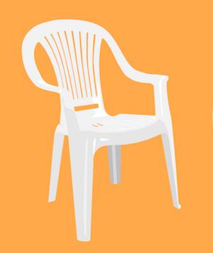 Dise o industrial las sillas pl sticas m s famosas a lo largo del tiempo - Sillas plastico diseno ...
