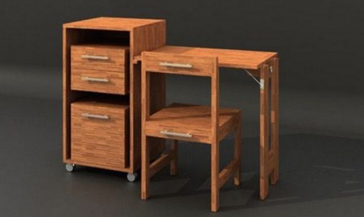 10 muebles transformables dise o y creatividad m s all for Muebles de diseno industrial