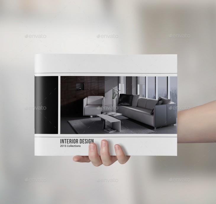 10 plantillas para elaborar portafolios creativos en for Paginas web de arquitectura