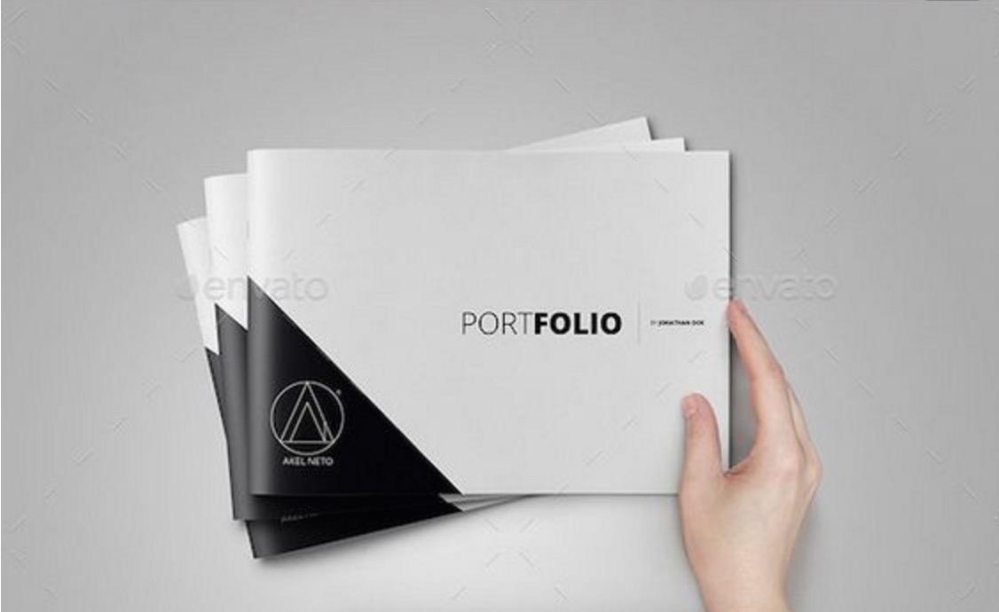5 ejemplos de portafolios que te sorprender n for Diseno de interiores un manual pdf