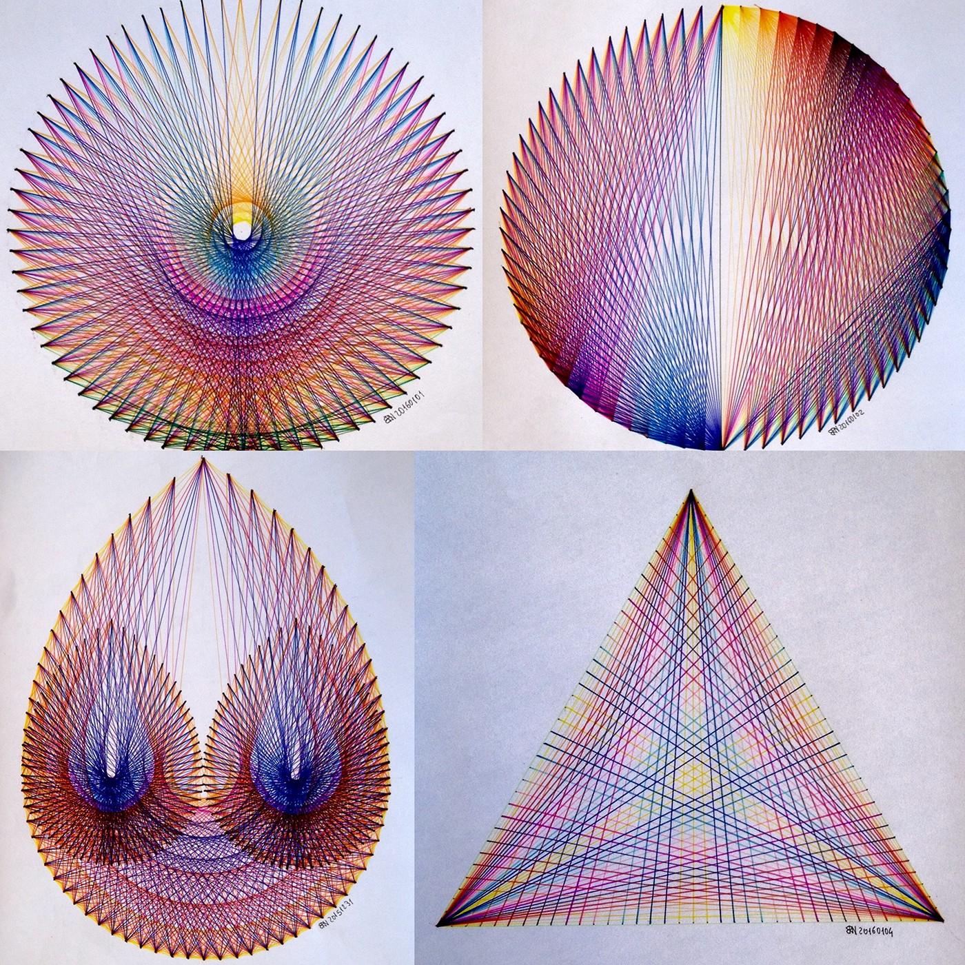 Simetr a su importancia en el dise o y creativos ejemplos for Diseno grafico interiores