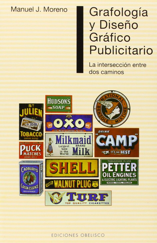 El libro Grafología y Diseño Gráfico Publicitario de de Manuel J. Moreno es una guía que analiza como escoger la mejor tipología para los productos.