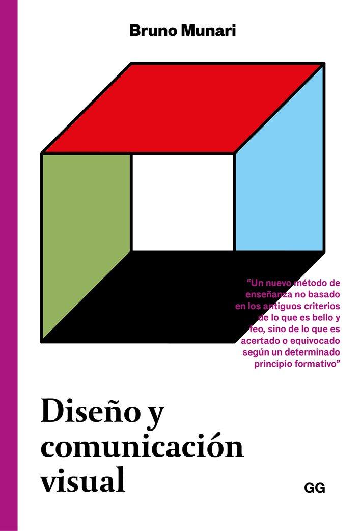 El libro Diseño y Comunicación Visual recopila 50 lecciones impartidas por Bruno Munari, que muestra una disciplina apenas en desarrollo.