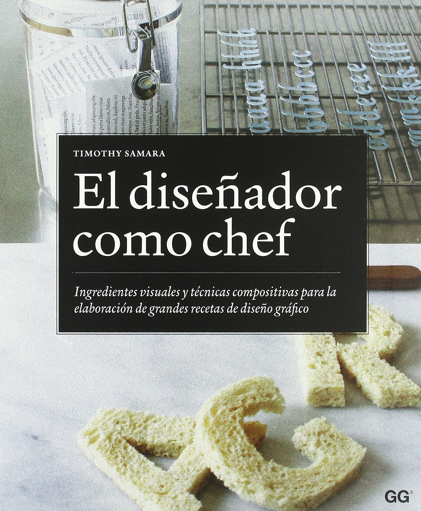 LibroDelDía: El diseñador como chef de Timothy Samara | paredro.com