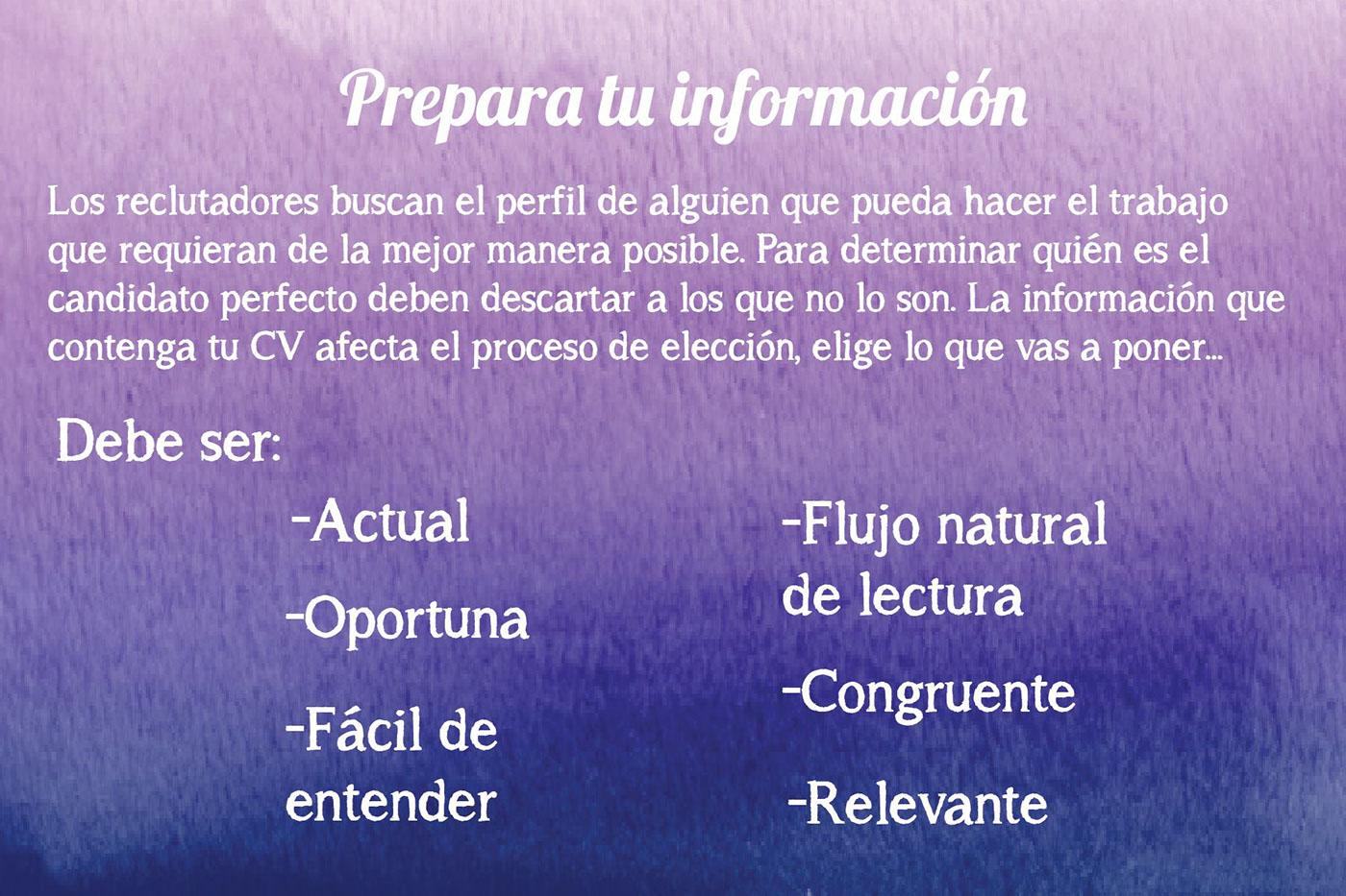 Tips para diseñar el mejor Currículum Vítae creativo | paredro.com