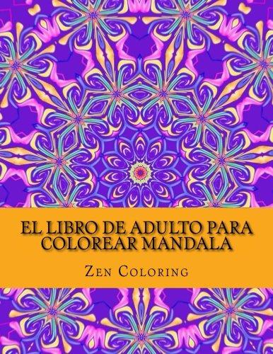 Libro del día: El Libro De Adulto Para Colorear Mandala   paredro.com