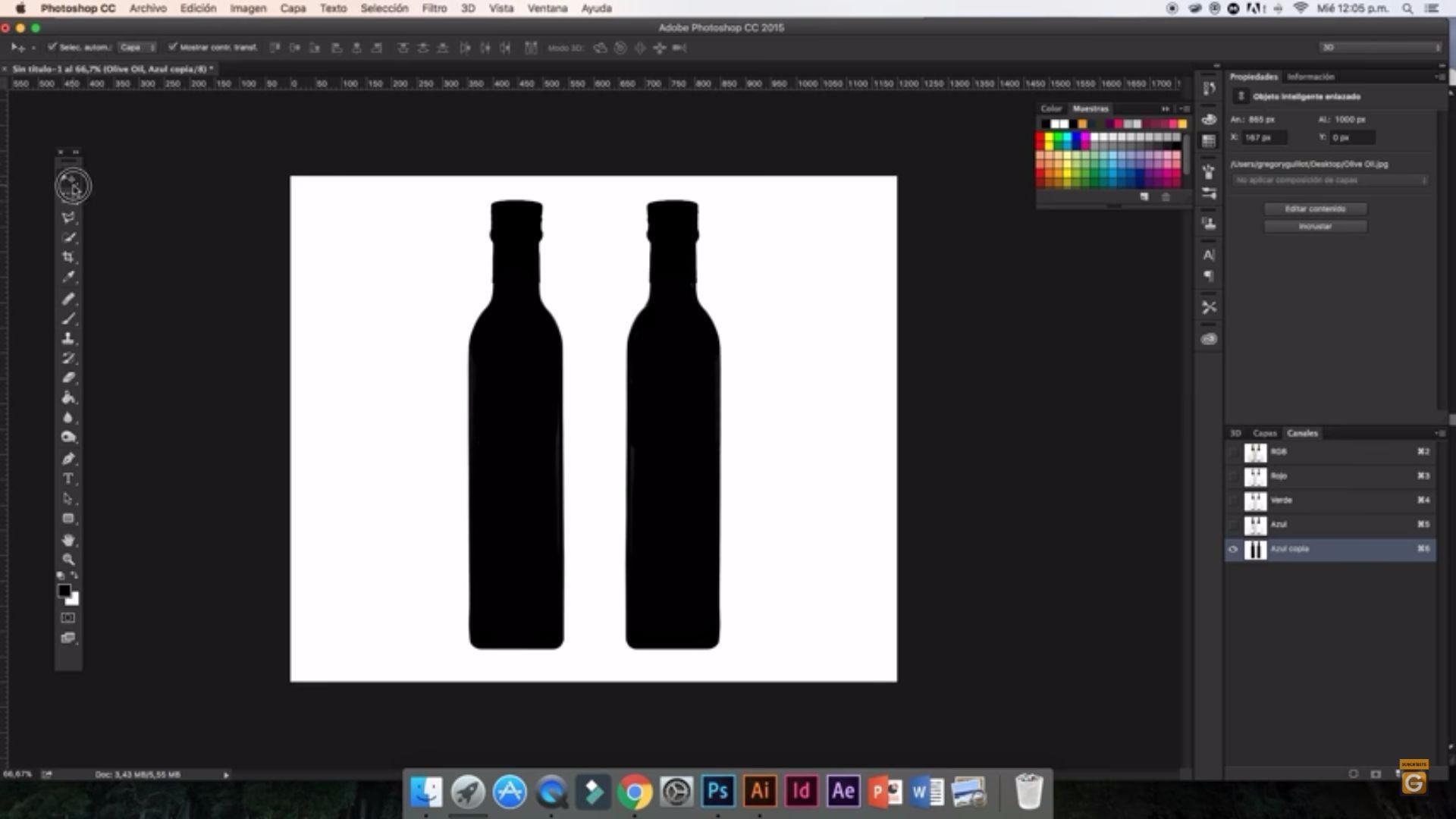 Tutorial para dise o de producto con illustrator y - Diseno de producto madrid ...