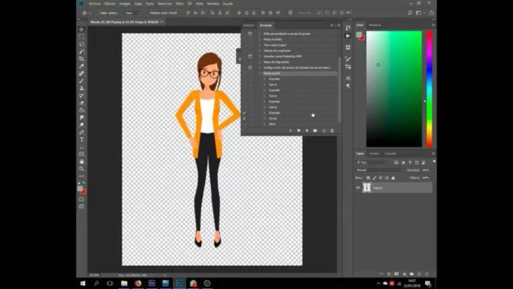 Aprende Batch Processing en Adobe Photoshop a través de este tutorial en video. ¡Compártelo!