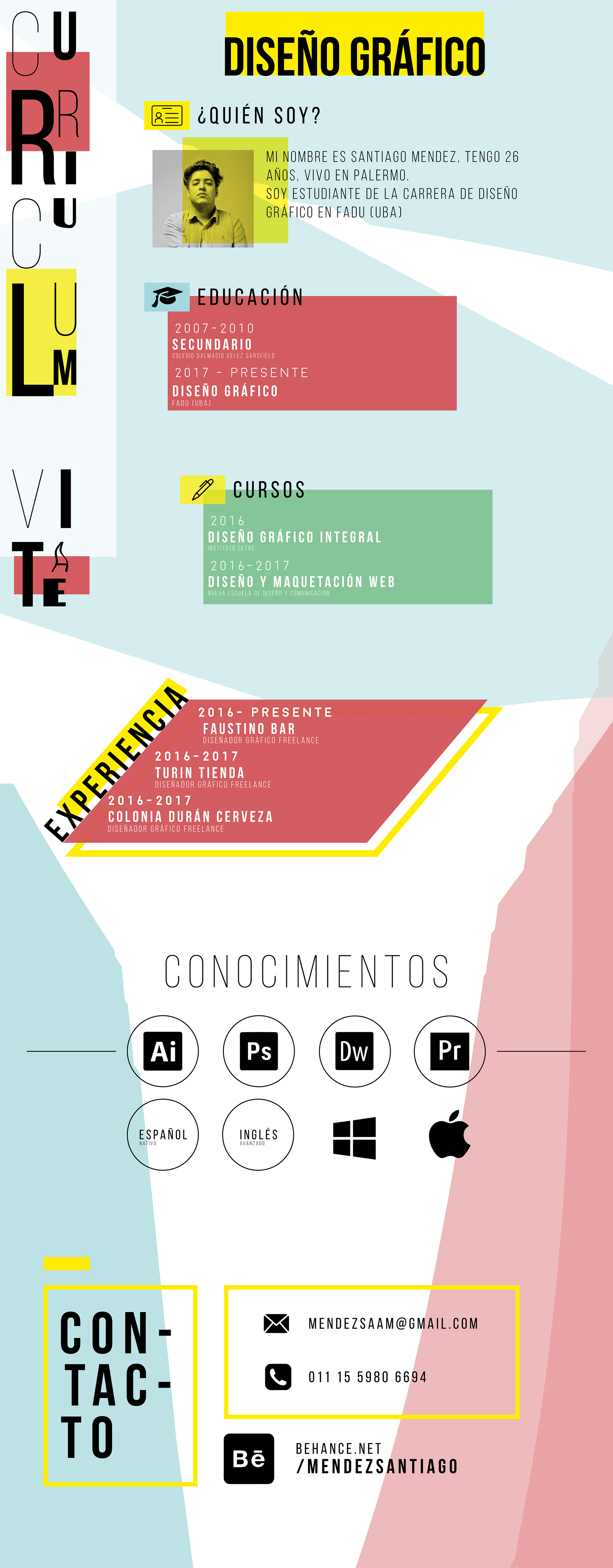 Currículum vítae: 7 ejemplos de un objeto de diseño fundamental ...