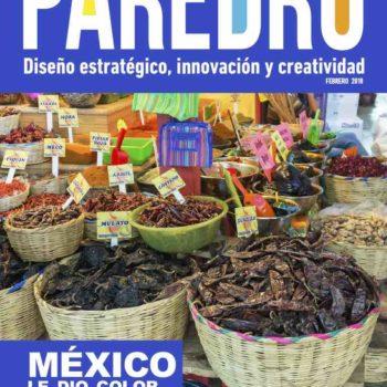 Paredro, portada del mes, febrero 2018