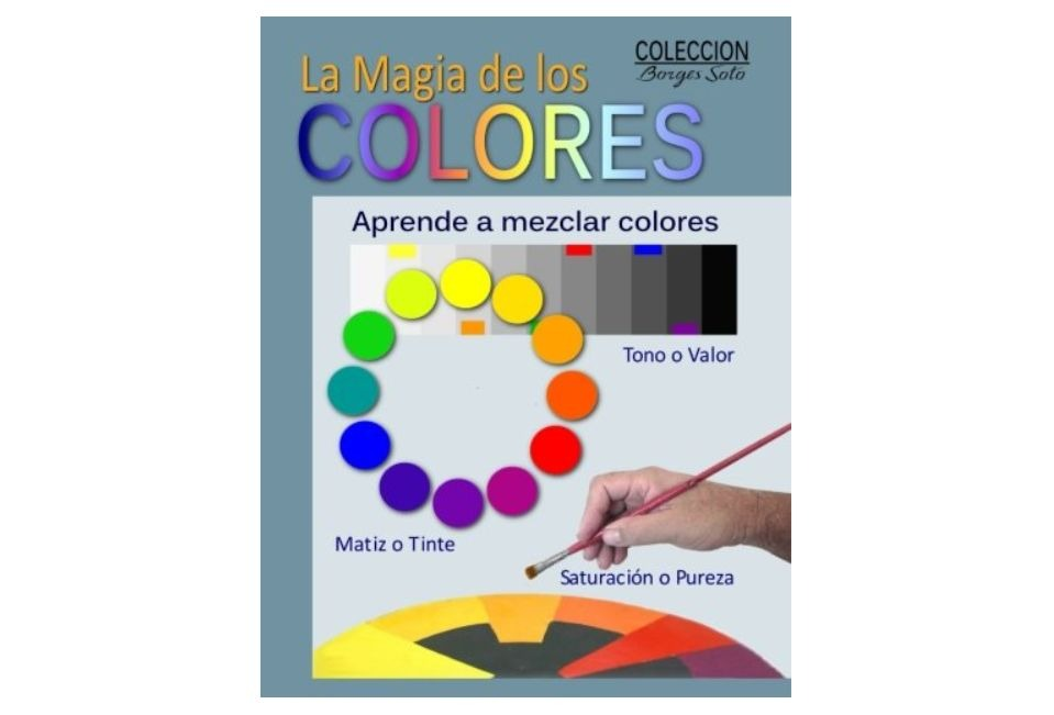 Libro del día: La Magia de los colores, de Roland Borges Soto ...