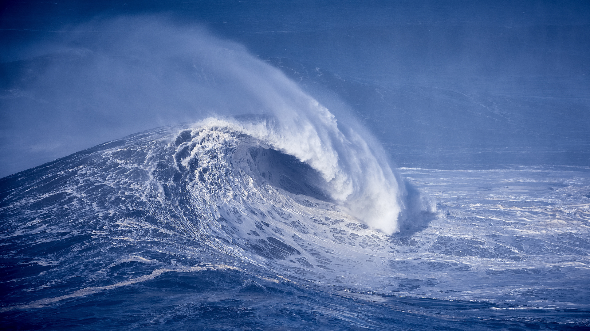 Foto del día: Nazaré Big Waves, by Jürg Kaufmann