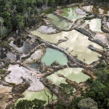 Foto del día: Amazon: Paradise Threatened by Daniel Beltra