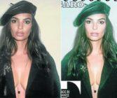 H&M se convierte en la primera marca que no retoca con photoshop las fotografías de su catálogo, uniéndose a famosas en contra del retoque.
