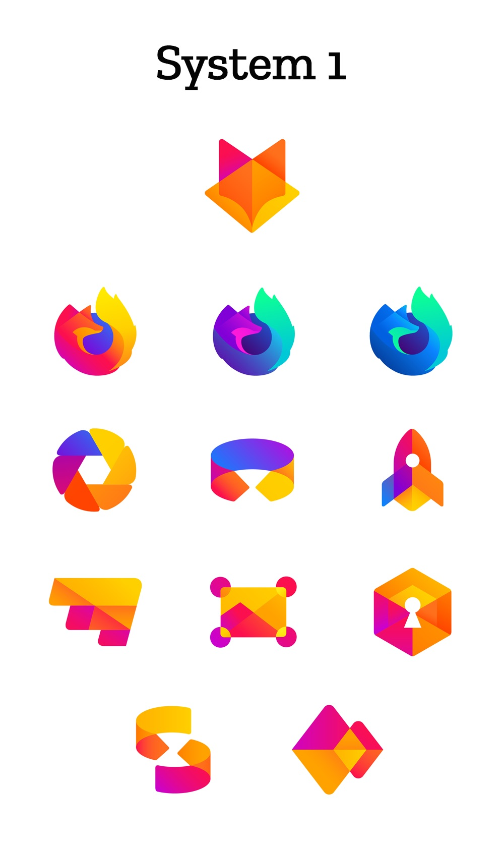 Firefox se renueva y puedes ayudar a Mozilla a decidir que logotipo quieres que sea el siguiente; ¿eres más del equipo zorro, o el fuego?