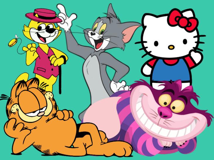 En el Día Internacional del Gato celebramos recordando 15 gatos famosos de las caricaturas ¿Los conoces todos? ¿Cuál falta?
