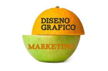 En la actualidad pensar en marketing digital sin una estrategia de diseño gráfico, es eliminar gran parte del atractivo visual; combina ambas disciplinas.
