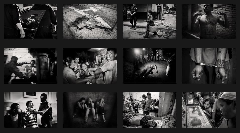 El fotoperiodista Javier Arcenillas, utiliza su formación en psicología para agregar una nueva óptica a los problemas de Violencia en Latinoamérica
