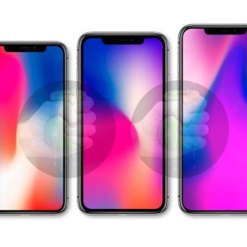 Tras los rumores del nuevo iPhone X, dos nuevos modelos se confirmaron en la versión beta del iOS 12. Apple también modificó el diseño del iPad Pro.
