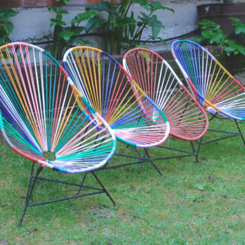 La Silla Acapulco es un asiento diseñado para zonas calurosas que necesitaban ventilación, ahora son una tradición y símbolo de todo México.
