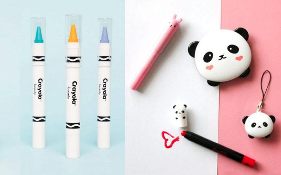 El diseño del empaque es fundamental para atraernos en un producto de maquillaje, los siguientes 7 son demasiado bellos para usarlos.
