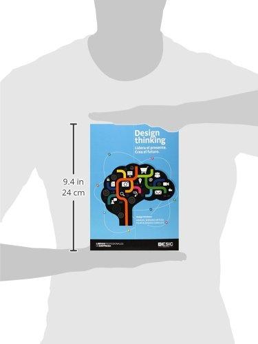 Design Thinking explica la metodología del diseño para la resolución de problemas con ideas creativas, innovadoras e inteligentes.