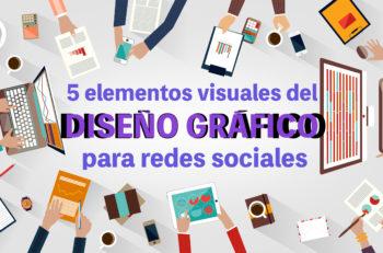 Es importante tener elementos visuales del diseño gráfico a la hora de crear ilustraciones para redes sociales, pues éstos potencializan el resultado.