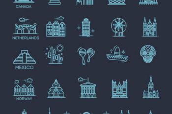 ¿Cómo diseñar iconos de un destino turístico para implantar una imagen en la memoria de los visitantes y qué estos elijan tu ciudad?