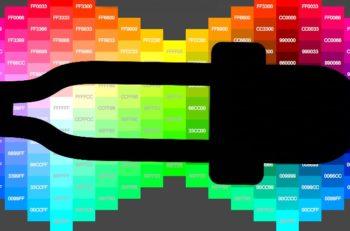 Cuando se trata de diseñar digitalmente el abanico de colores se expande infinitamente, conoce estas app que son como el cuentagotas de Adobe.