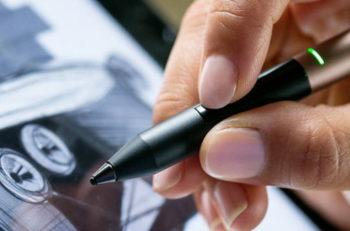 Los lápices ópticos se volvieron una necesidad en el diseño gráfico, gracias a que estos pueden dar más precisión en el trazo.