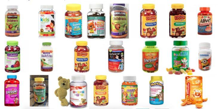 ¿Cómo ayudó los personajes de caricaturas al diseño de las gomitas con vitaminas? La relación visual era positiva en los niños para tomar medicina.