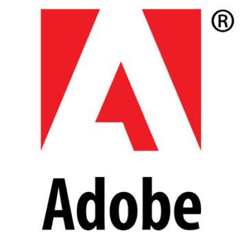"""El diseño de la """"A"""" del logotipo de Adobe Creative Suite es la misma desde 1982, sólo que se simplificó y sólo se utiliza la primera letra."""
