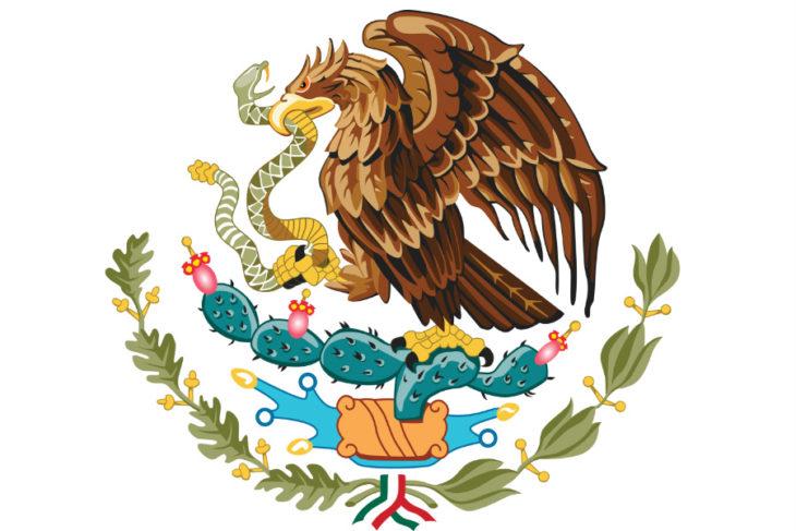 El Escudo Nacional Mexicano es representado por un águila parada en un nopal de acuerdo a las leyendas mexicas ¿Sabes quién lo diseñó?