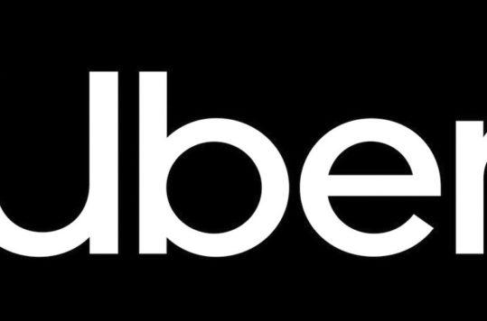 """Uber renovó totalmente su imagen desde el cambio de logotipo en 2016, se despide de la """"U"""" para centrarse en la tipografía."""