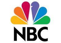 El logotipo de la National Broadcasting Company (NBC) demuestra que son Pavos reales orgullosos de la TV a color y lo tiene como identidad grafica.