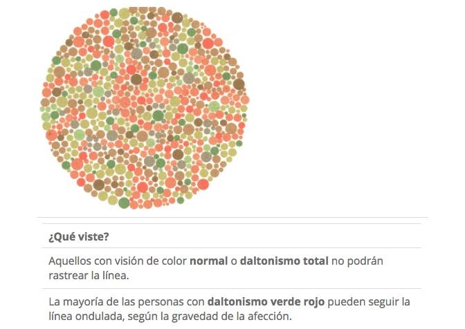 Pruebas de Daltonismo- Test de Ishihara de 24 láminas43 | paredro.com