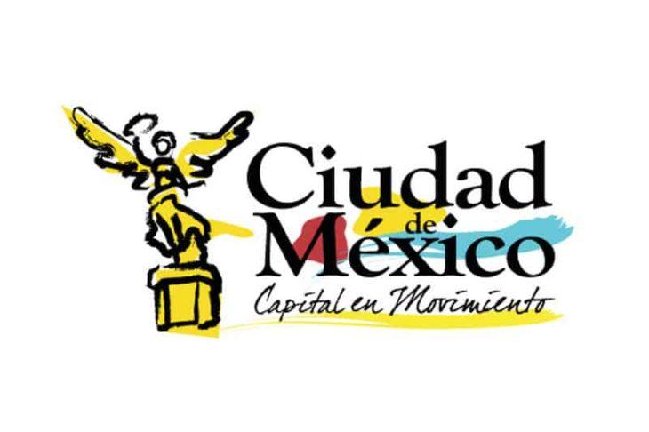 Existen 11 logotipos de la Ciudad de México, creados de acuerdo a la identidad gráfica del momento. Próximamente se cambiará el rosa mexicano.