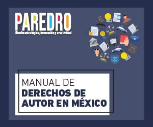 Manual Derechos de Autor en México